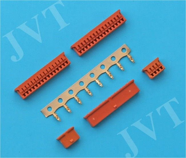 1.25mm Pitch for Wire to Board  pcb Connector Equivalent with JAE Style,2-15pin , Nylon 66  UL94V-0