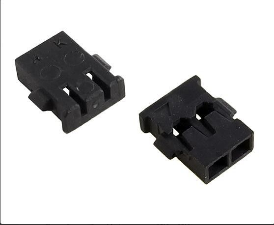1.2mm Pitch Female Connector 2 Pin 2A 50VAC For Cable , Temp Range -25°C~+85°C