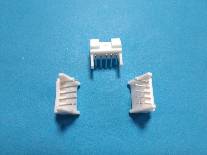 PA 2.0mm Pitch PCB Connectors Wire to Board Dip Type Tin-plated