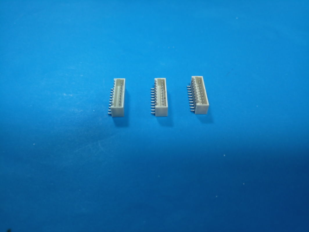 1.5Mm Pitchs PCB Board Connector Right Angle 2-15 Pin SMT Type Tin - Plated
