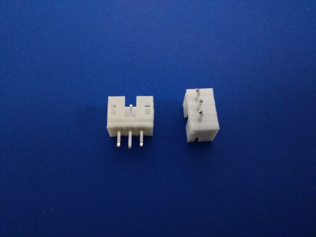 Vertical PH2.0mm Wafer 3 Pin Wire To Board Connector 20MΩ Max Contact Resistance