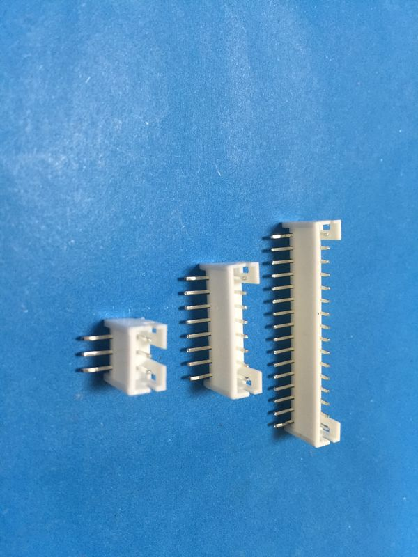 Single Row Crimp Style Wire To Board Connector 2mm Pitch Featured With Disconnectable Type