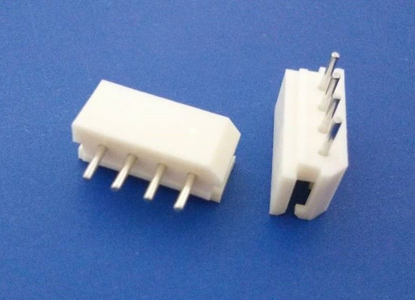 Molex5264 2.5mm Female Housing Wire To Board Connector , Small 4 Pin Connector